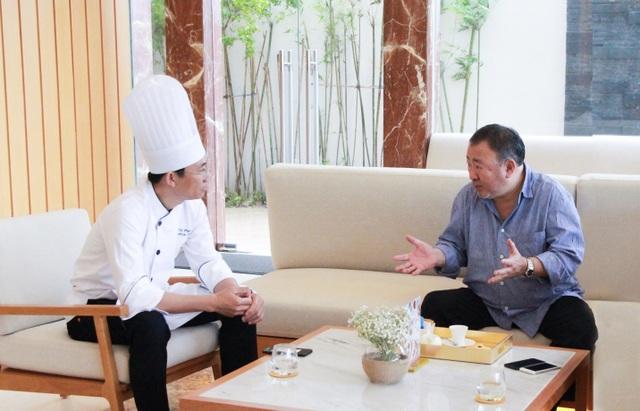 Vua đầu bếp Australia hợp tác phát triển ẩm thực Việt Nam  - 3