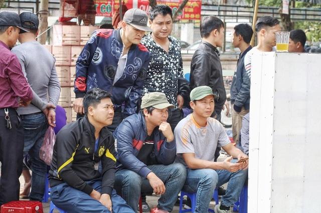 Khám phá chợ chim độc đáo, lớn nhất Hà Nội ngày cuối năm - 8