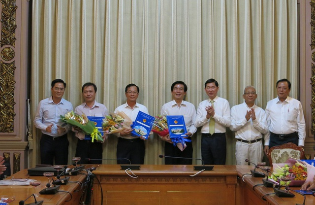 TPHCM sắp xếp, bổ nhiệm hàng loạt nhân sự tại 4 ban quản lý - 2