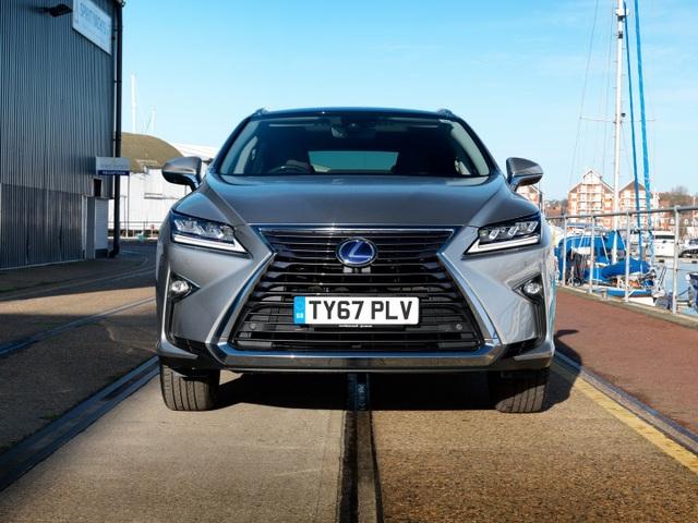 Lexus xác nhận sẽ làm SUV tính năng vận hành cao - 1