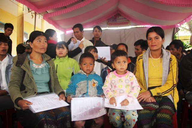 Xuân hạnh phúc của những người vô danh vừa được nhập quốc tịch Việt - 2