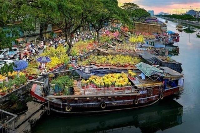 Đi đâu ở Sài Gòn trong dịp Tết Kỷ Hợi 2019 - 3
