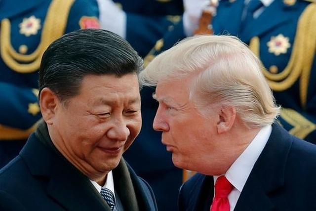 Tổng thống Trump bất ngờ nối lại tình bạn với ông Tập Cận Bình  - 1