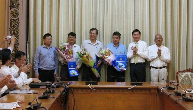 TPHCM sắp xếp, bổ nhiệm hàng loạt nhân sự tại 4 ban quản lý - 1