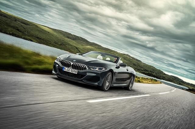 Thừa thắng xông lên, BMW ra mắt 8-Series Convertible 2019 - 2