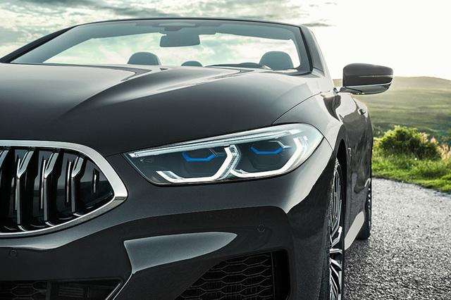 Thừa thắng xông lên, BMW ra mắt 8-Series Convertible 2019 - 5