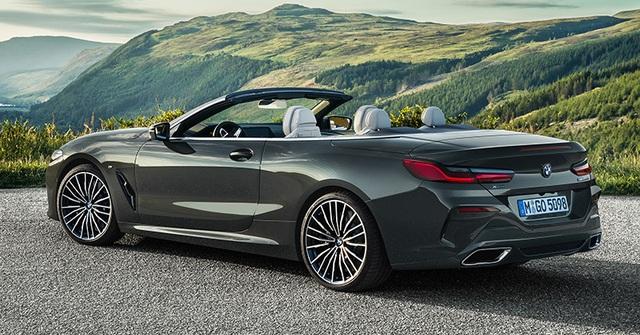 Thừa thắng xông lên, BMW ra mắt 8-Series Convertible 2019 - 9