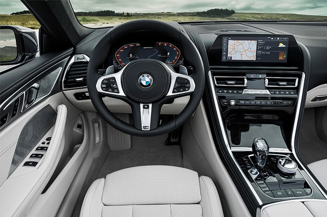 Thừa thắng xông lên, BMW ra mắt 8-Series Convertible 2019 - 13