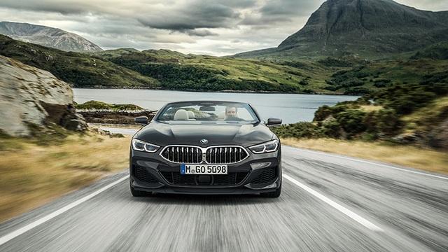 Thừa thắng xông lên, BMW ra mắt 8-Series Convertible 2019 - 11
