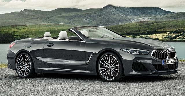 Thừa thắng xông lên, BMW ra mắt 8-Series Convertible 2019 - 7