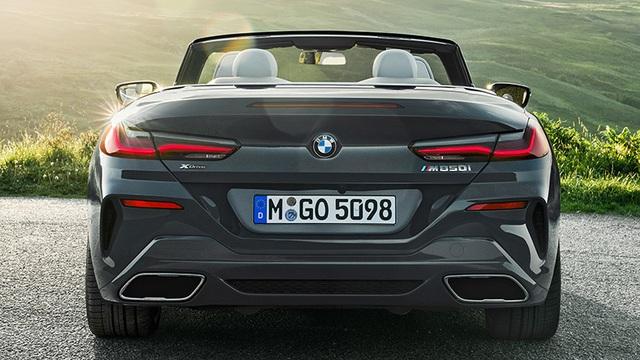 Thừa thắng xông lên, BMW ra mắt 8-Series Convertible 2019 - 12