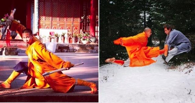Gặp gỡ bậc thầy kung fu vạn người theo trên Instagram - 1