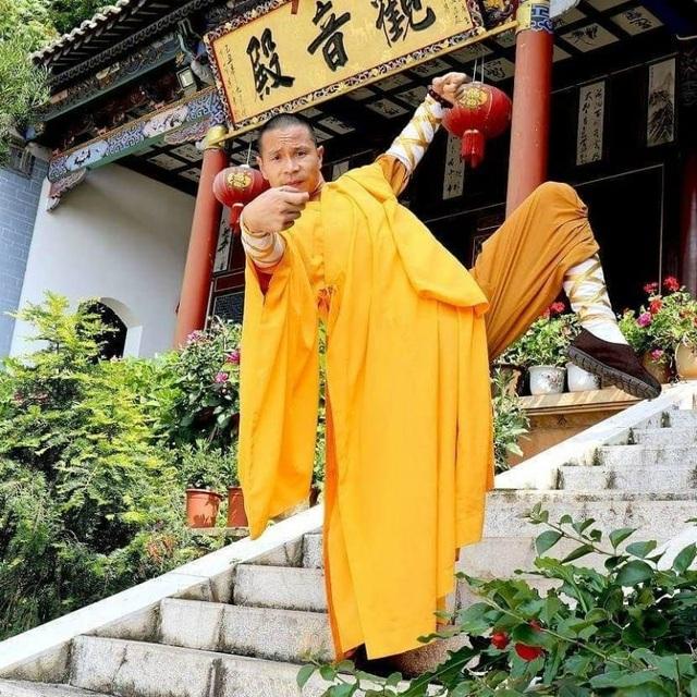 Gặp gỡ bậc thầy kung fu vạn người theo trên Instagram - 2