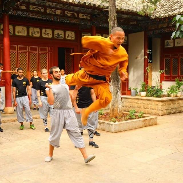 Gặp gỡ bậc thầy kung fu vạn người theo trên Instagram - 4