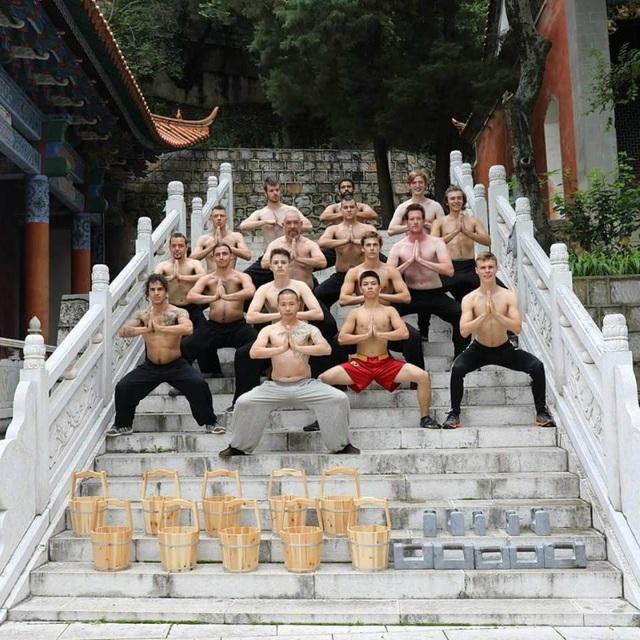 Gặp gỡ bậc thầy kung fu vạn người theo trên Instagram - 5