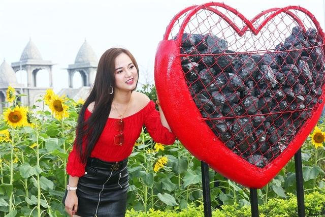 Phát cuồng với những góc check-in đẹp mộng mị tại Lễ hội hoa xuân Sun World HaLong Complex - 11