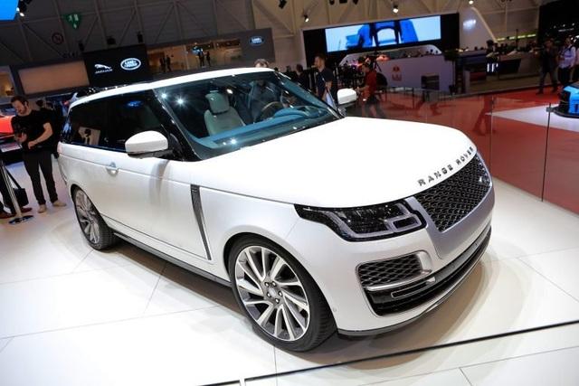 Land Rover từ bỏ kế hoạch cạnh tranh Bentley Bentayga - 1