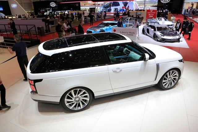 Land Rover từ bỏ kế hoạch cạnh tranh Bentley Bentayga - 2