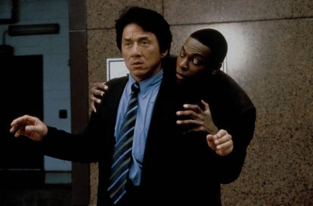 """Thành Long và Chris Tucker tái hợp trong """"Giờ cao điểm 4"""" - 1"""