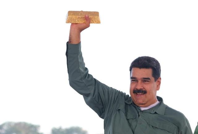 Công ty UAE mua 3 tấn vàng từ Venezuela bất chấp cảnh báo của Mỹ - 1