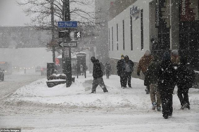 """10 thành phố ngập trong """"biển"""" tuyết vào mùa đông - 9"""