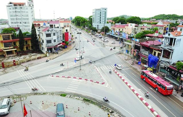 Ủy ban Thường vụ Quốc hội vừa quyết định thành lập thành phố Chí Linh thuộc tỉnh Hải Dương.