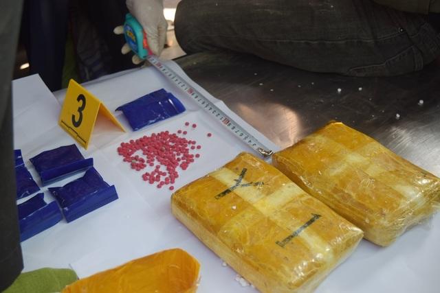Khởi tố vụ án đường dây ma túy lớn nhất tại Huế - 2