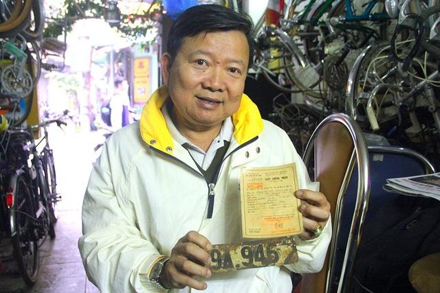 Đại gia Hà thành bán xe đạp cổ mua nhà mặt phố - 10