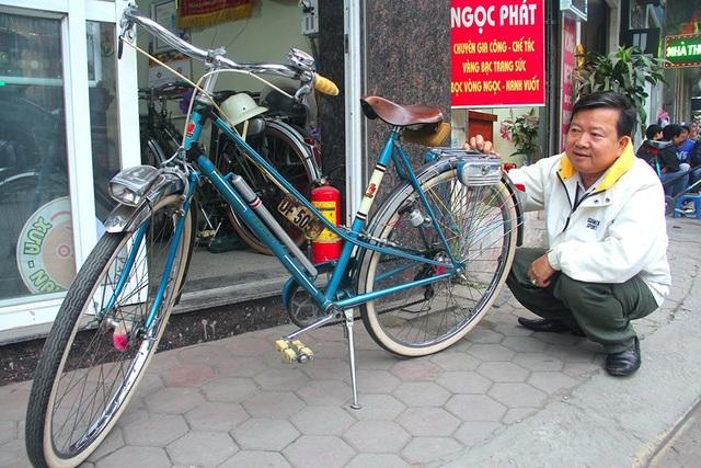 Đại gia Hà thành bán xe đạp cổ mua nhà mặt phố - 4