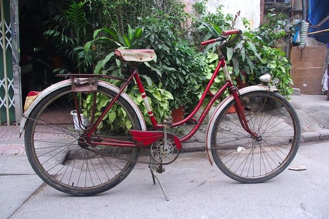 Đại gia Hà thành bán xe đạp cổ mua nhà mặt phố - 8