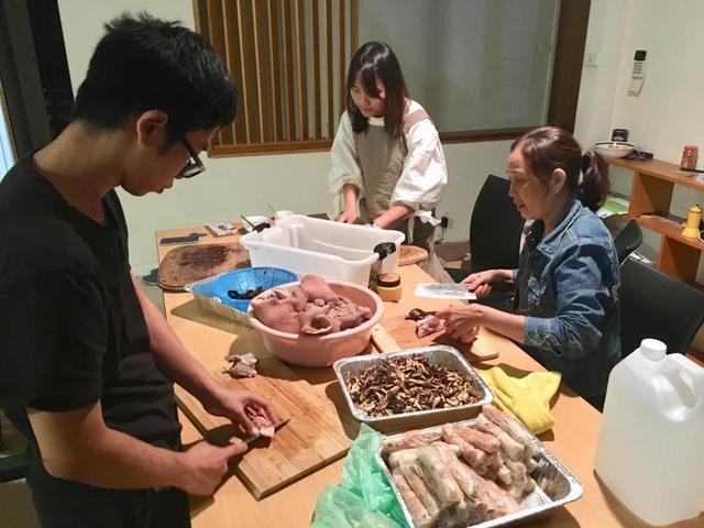 Du học sinh Việt Nam tại Canberra tưng bừng đón Tết Kỷ Hợi ở xứ sở kangaroo - 1