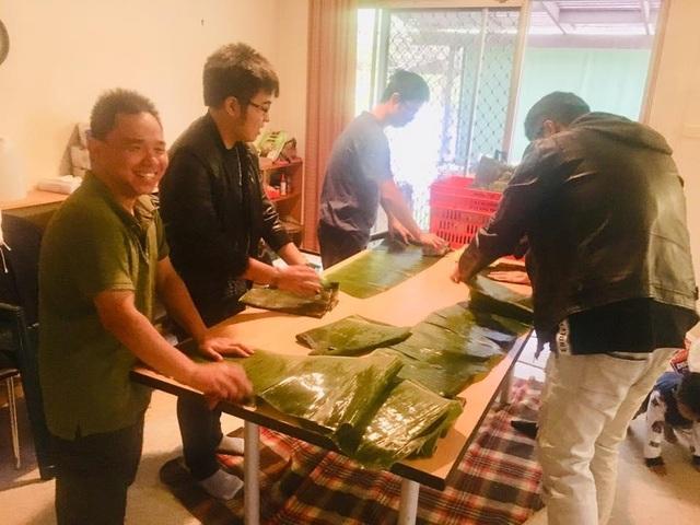 Du học sinh Việt Nam tại Canberra tưng bừng đón Tết Kỷ Hợi ở xứ sở kangaroo - 2