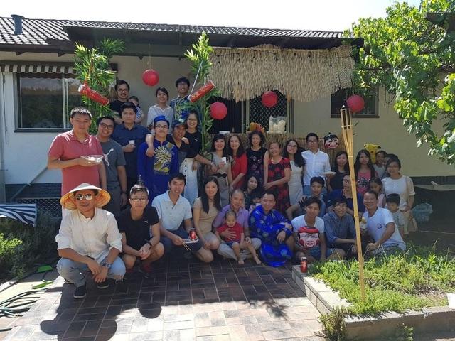 Du học sinh Việt Nam tại Canberra tưng bừng đón Tết Kỷ Hợi ở xứ sở kangaroo - 5