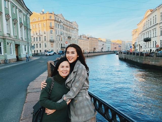 Hoa hậu Tường Linh gây choáng với bộ ảnh mỗi tháng đi du lịch một nước  - 23