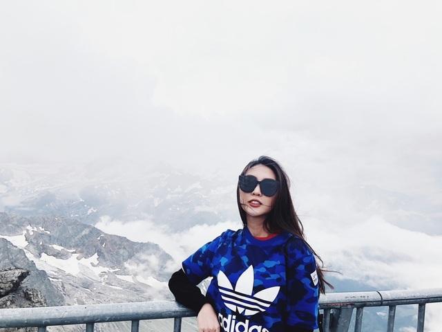 Hoa hậu Tường Linh gây choáng với bộ ảnh mỗi tháng đi du lịch một nước  - 6