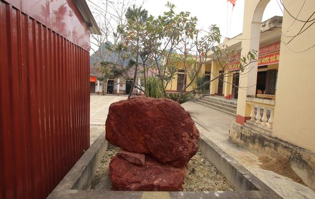 Kỳ diệu loại đá đỏ dùng làm lá cờ Tổ quốc trong Lăng Bác Hồ - 5