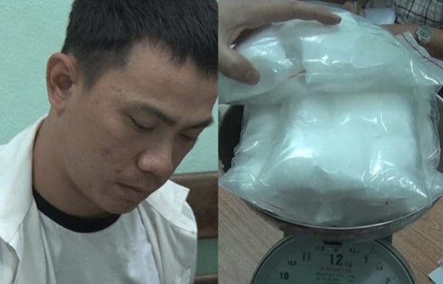 Thưởng nóng ban chuyên án phá đường dây vận chuyển hơn 3kg ma túy - 2