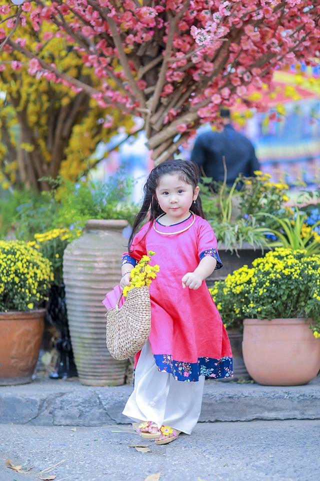 Du xuân Kỷ Hợi ở thành phố mang tên Bác cùng cô bé Mimi đáng yêu - 2