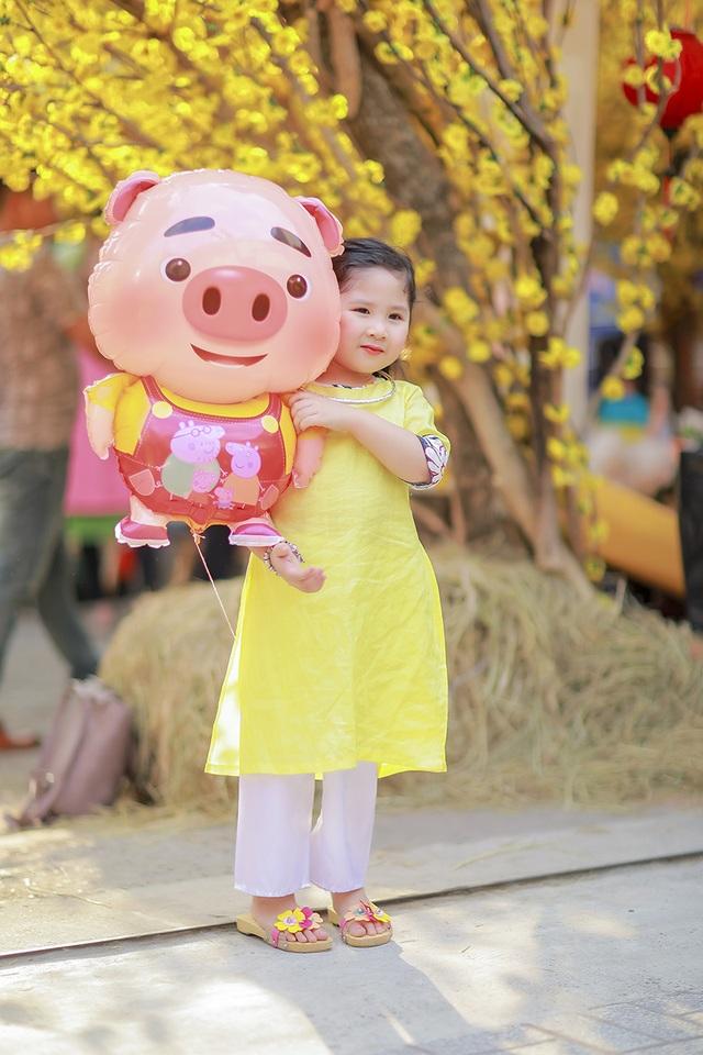 Du xuân Kỷ Hợi ở thành phố mang tên Bác cùng cô bé Mimi đáng yêu - 5