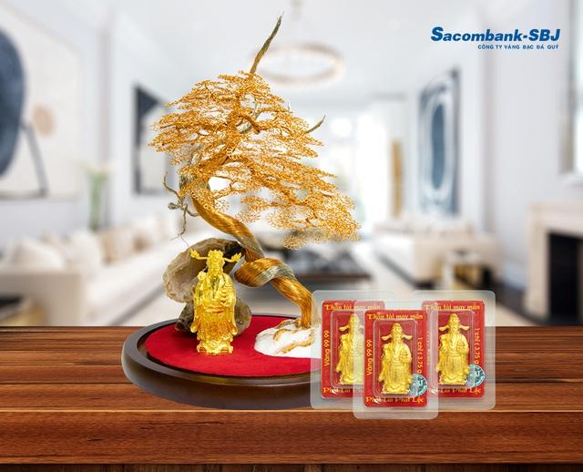 """Chiêm ngưỡng những món quà tết """"siêu sang"""" làm từ vàng và đá quý  - 8"""