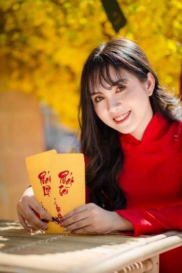 Thiếu nữ miền Tây có khuôn mặt xinh đẹp khá giống người mẫu Ngọc Trinh - 6
