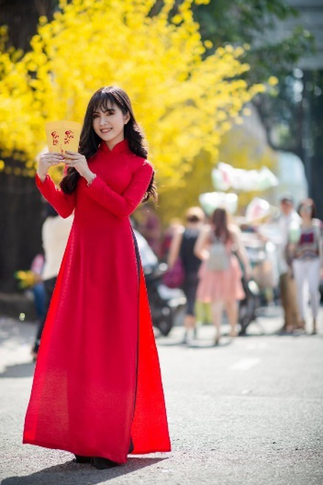 Thiếu nữ miền Tây có khuôn mặt xinh đẹp khá giống người mẫu Ngọc Trinh - 8