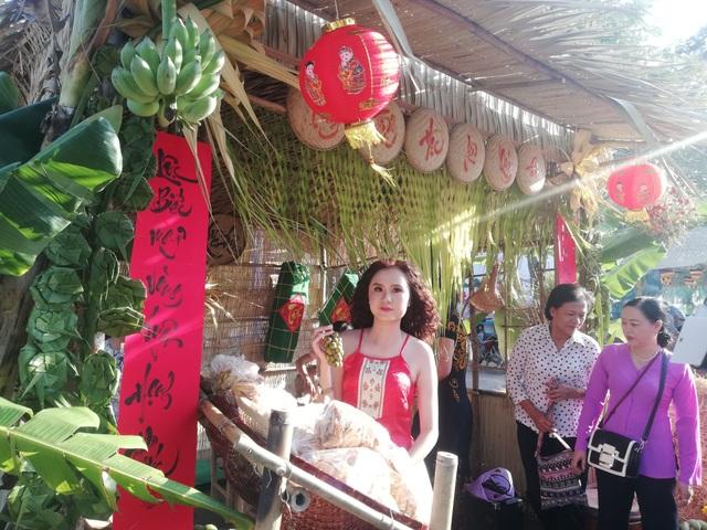 Đặc sắc gian hàng chợ quê Tết trên phố lần đầu xuất hiện ở Bạc Liêu - 24