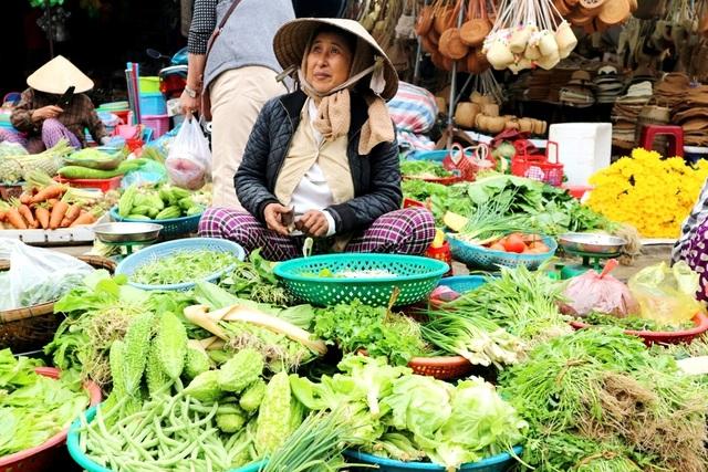 Chợ Hội An 30 Tết
