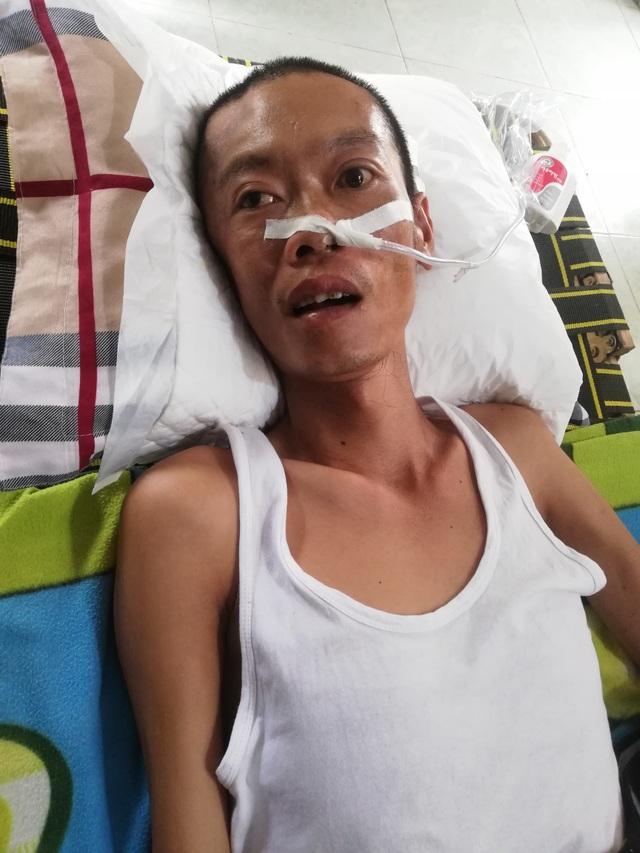 Cha nằm liệt giường vì tai nạn giao thông, 2 con thơ mịt mù tương lai - 6