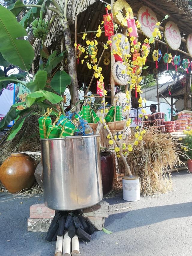 Đặc sắc gian hàng chợ quê Tết trên phố lần đầu xuất hiện ở Bạc Liêu - 19