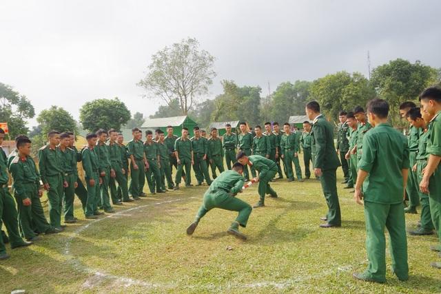 Đón Tết ở đơn vị trực chiến - 5