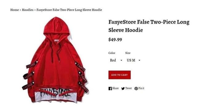 Dân mạng đua nhau tìm mua áo Ngọc Hoàng 'đi bão' giá tiền triệu về diện Tết - 1