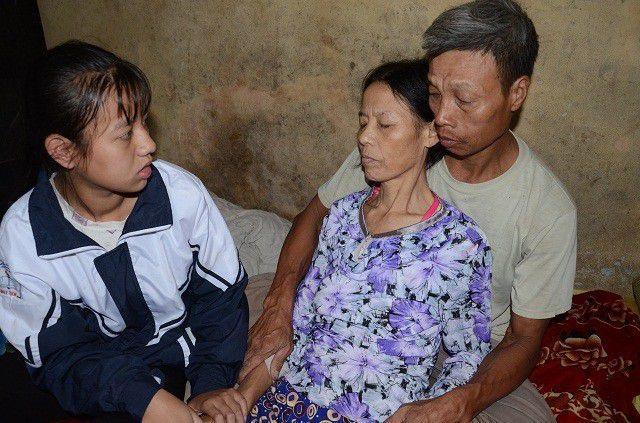 Bạn đọc giúp gia đình chị Vũ Thị Hòa hơn 63 triệu đồng - 1