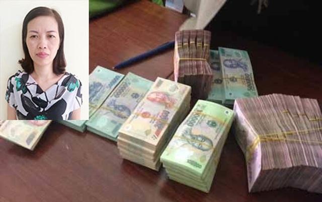 Nữ cán bộ huyện lừa 86 tỷ đồng lĩnh án chung thân - 1